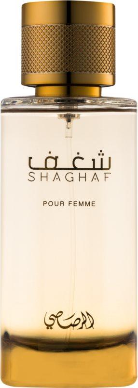 Rasasi Shaghaf Eau de Parfum for Women 100 ml