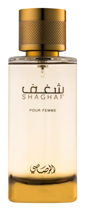 Rasasi Shaghaf eau de parfum nőknek 100 ml