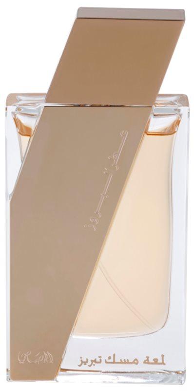 Rasasi Attar Al Boruzz Lamaat Musk Tabriz Parfumovaná voda unisex 50 ml