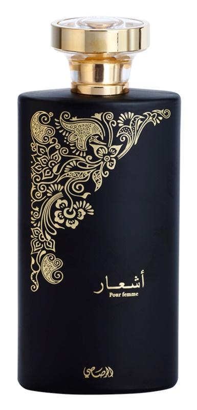 Rasasi Ashaar Pour Femme eau de parfum pentru femei 100 ml
