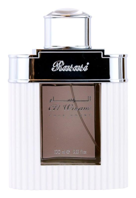 Rasasi Al Wisam Day eau de parfum per uomo 100 ml