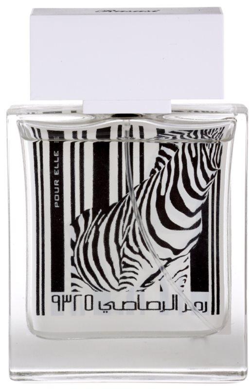 Rasasi Rumz Al Rasasi Zebra Pour Elle parfumska voda za ženske 50 ml