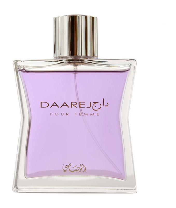 Rasasi Daarej for Woman eau de parfum pour femme 100 ml