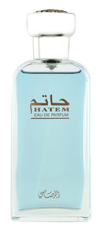 Rasasi Hatem Men Eau de Parfum voor Mannen 75 ml