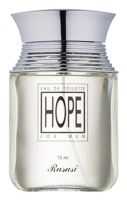 Rasasi Hope for Men Eau de Parfum για άνδρες 75 μλ