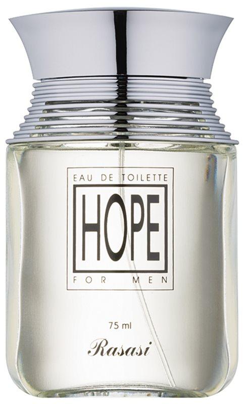 Rasasi Hope for Men eau de parfum pour homme 75 ml