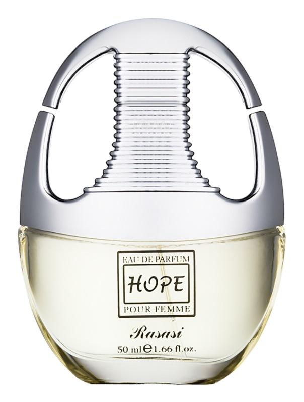 Rasasi Hope eau de parfum nőknek 50 ml
