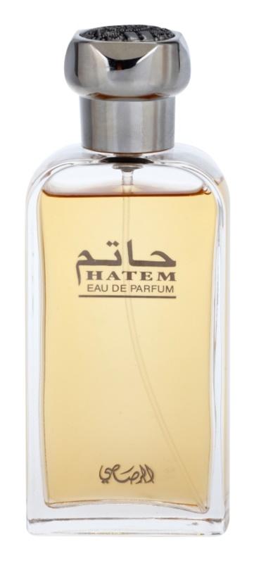 Rasasi Hatem Ruh Al Mughamarah eau de parfum pour homme 75 ml