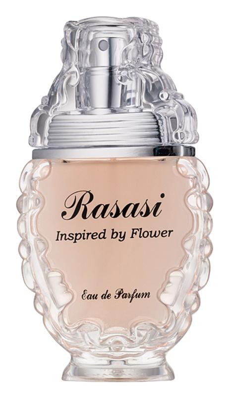 Rasasi Inspired by Flower parfémovaná voda pro ženy 35 ml
