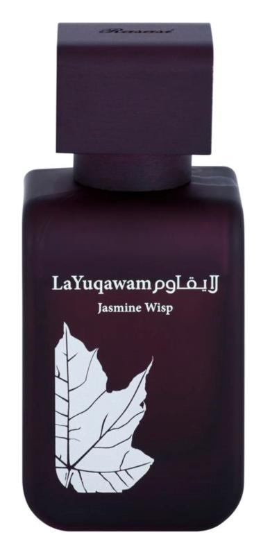 Rasasi La Yukawam Jasmine Wisp Parfumovaná voda pre ženy 75 ml