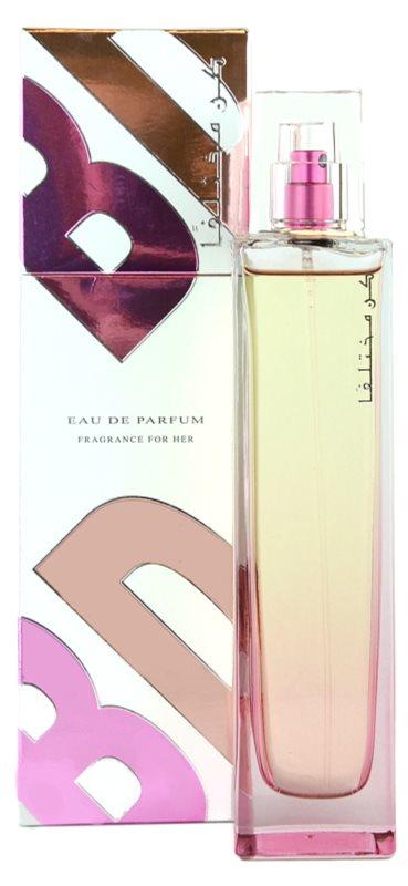 Rasasi Kun Mukhtalifan Women woda perfumowana dla kobiet 100 ml