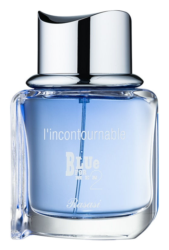 Rasasi L´ Incontournable Blue Men 2 Eau de Parfum for Men 75 ml