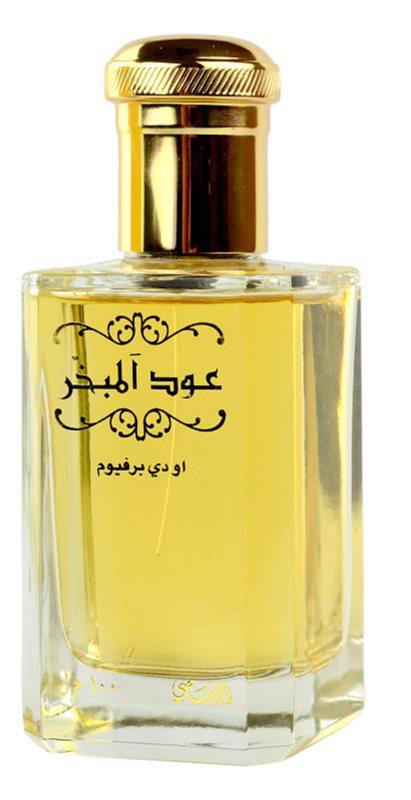Rasasi Oud Al Mubakhar eau de parfum mixte 100 ml