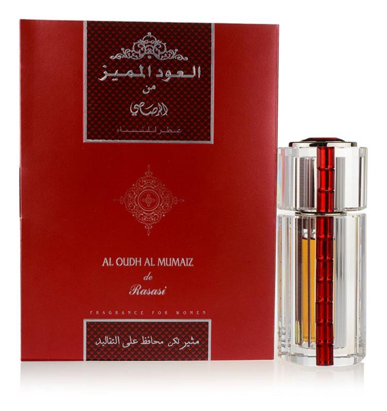Rasasi Al Oudh Al Mumaiz for Women parfémovaná voda pro ženy 35 ml