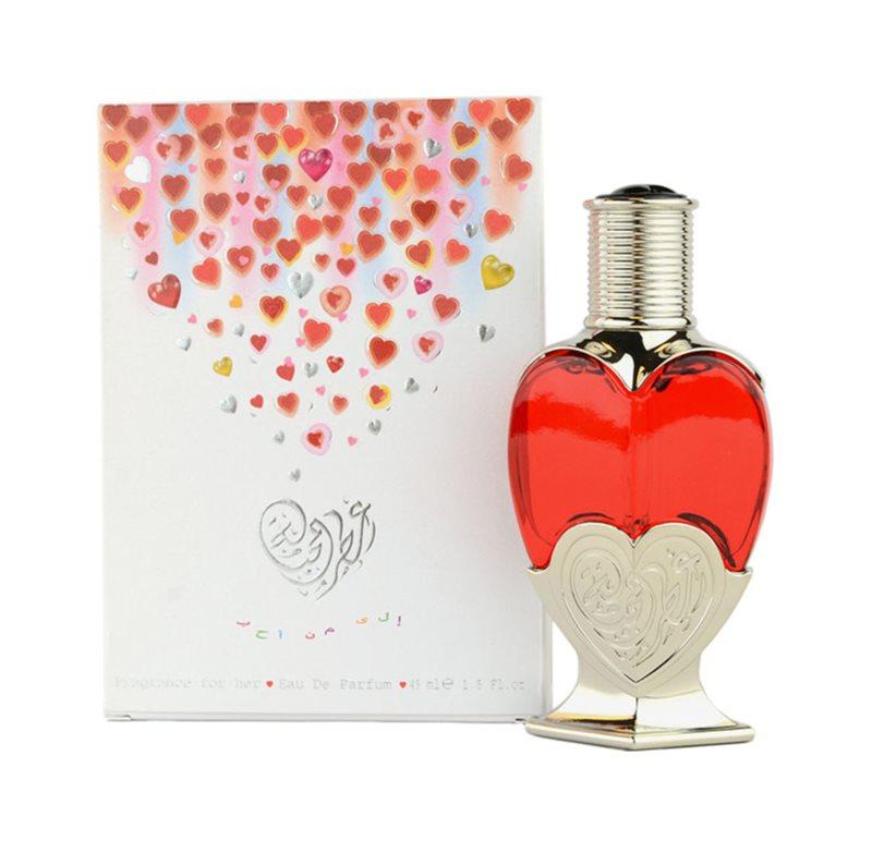 Rasasi Attar Al Mohabba Female eau de parfum pentru femei 45 ml