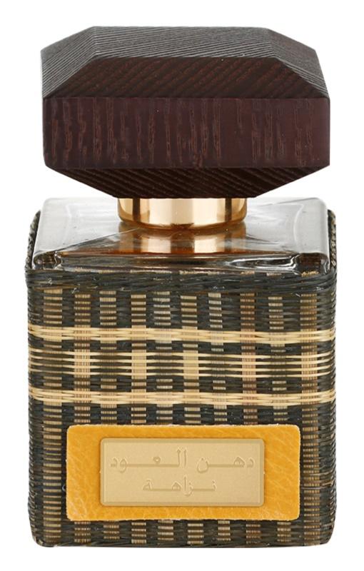 Rasasi Dhanal Oudh Nazaha eau de parfum mixte 45 ml