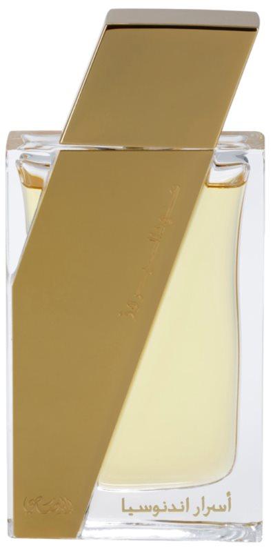 Rasasi Oudh Al Boruzz Asrar Indonesia parfémovaná voda unisex 50 ml