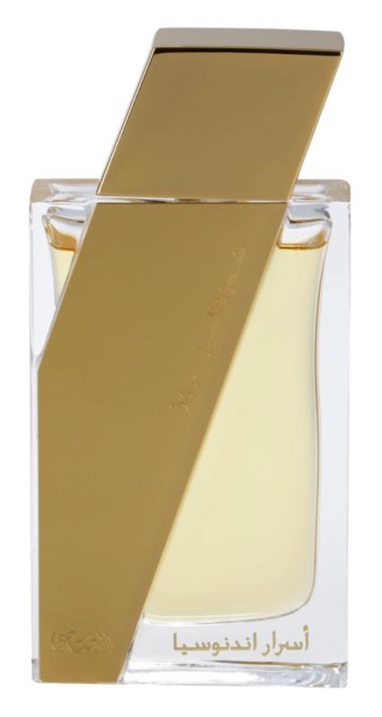 Rasasi Oudh Al Boruzz Asrar Indonesia Parfumovaná voda unisex 50 ml