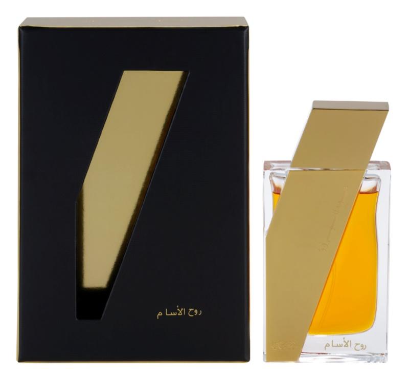 Rasasi Oudh Al Boruzz Rooh Al Assam Eau de Parfum unissexo 50 ml