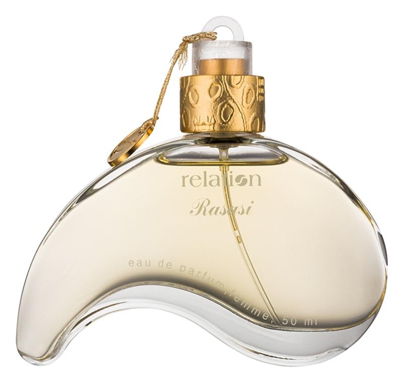 Rasasi Relation eau de parfum pentru femei 50 ml