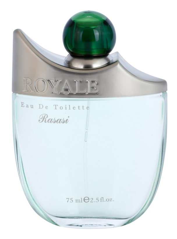 Rasasi Royale Pour Homme Parfumovaná voda pre mužov 75 ml