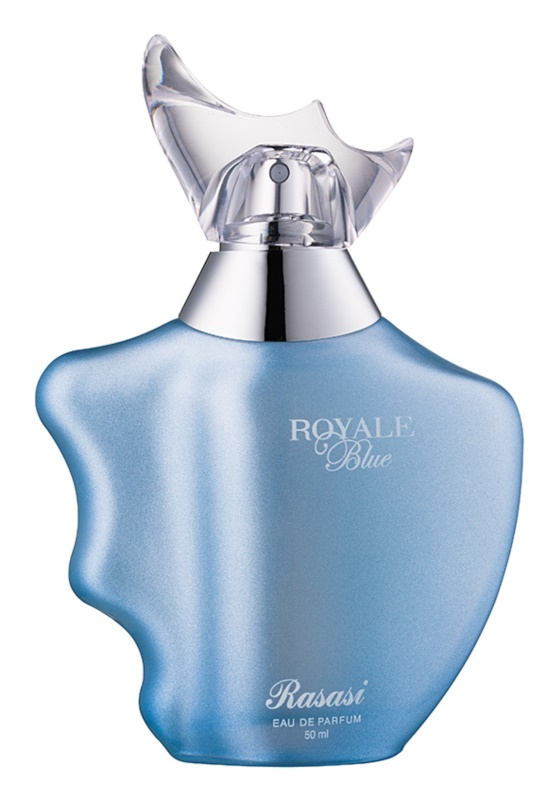 Rasasi Royale Blue for Women Parfumovaná voda pre ženy 50 ml