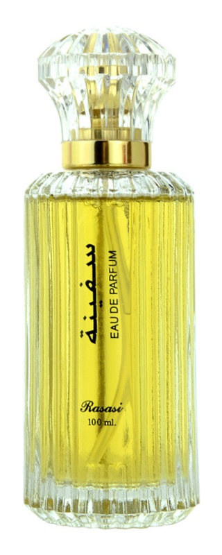 Rasasi Safina woda perfumowana dla kobiet 100 ml