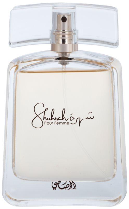 Rasasi Shuhrah Pour Femme Eau de Parfum voor Vrouwen  90 ml