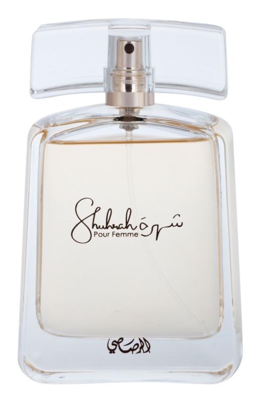 Rasasi Shuhrah Pour Femme woda perfumowana dla kobiet 90 ml