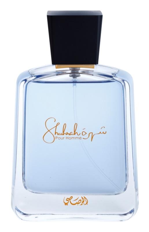 Rasasi Shuhrah Pour Homme Parfumovaná voda pre mužov 90 ml