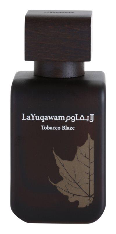 Rasasi Tobacco Blaze eau de parfum pentru barbati 75 ml