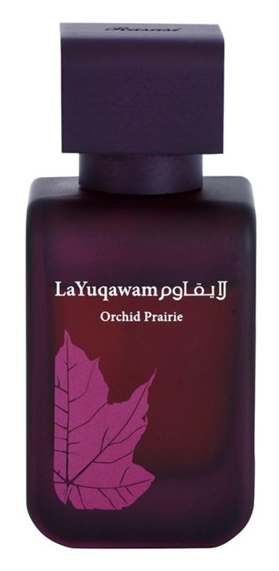 Rasasi La Yuqawam Orchid Prairie parfumska voda za ženske 75 ml