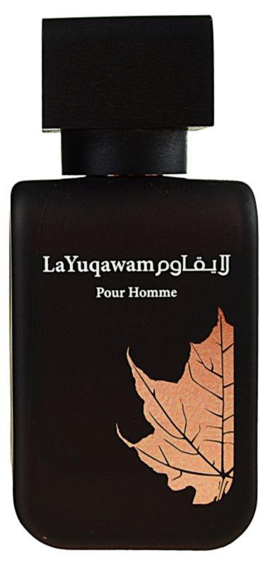 Rasasi La Yuqawam Eau de Parfum para homens 75 ml