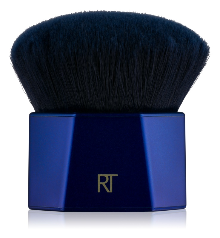 Real Techniques PowderBleu™ Collection štětec kabuki
