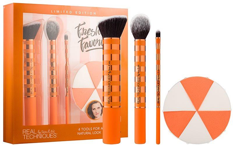 Real Techniques Fresh Face Favorites zestaw kosmetyków I.