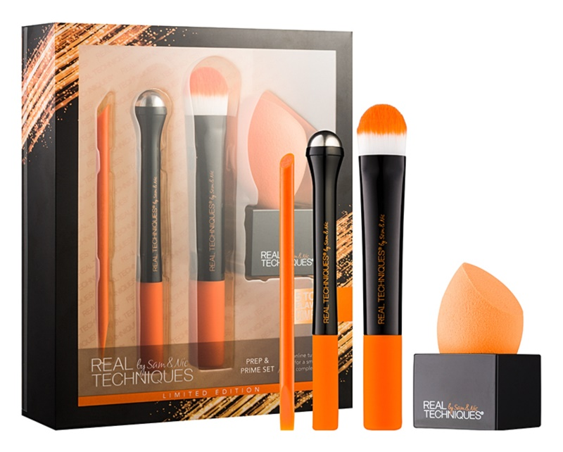 Real Techniques Prep + Prime Set set cosmetice I.