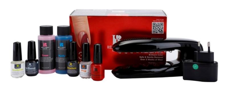 Red Carpet Gel Polish Starter Kit