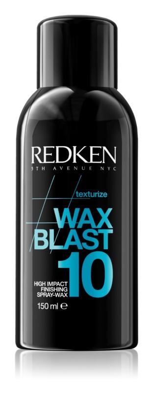 Redken Texturize Wax Blast 10 Hair Styling Wax for a Matte Look