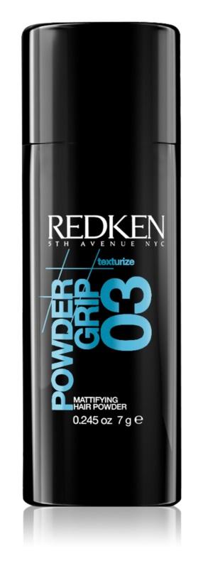 Redken Texturize Powder Grip 03 матуюча пудра для об'єму та фіксації
