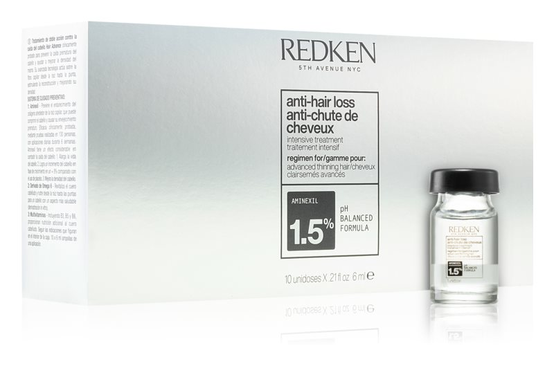 Redken Cerafill Maximize intenzív ápolás a haj fokozott elvékonyodása ellen