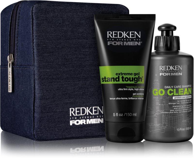 Redken For Men Go Clean kozmetični set II.