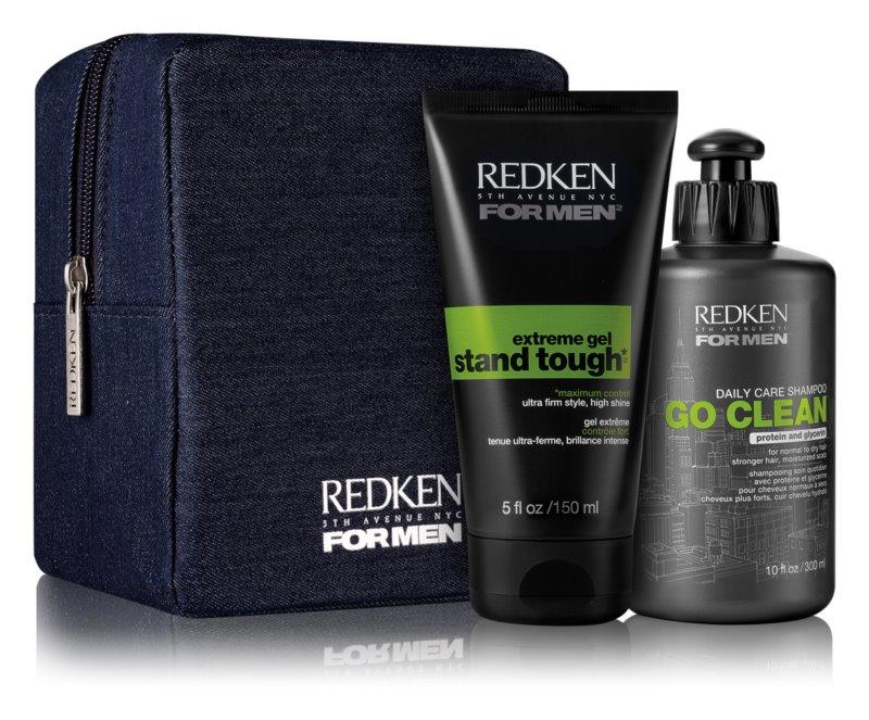 Redken For Men Go Clean kozmetika szett II.