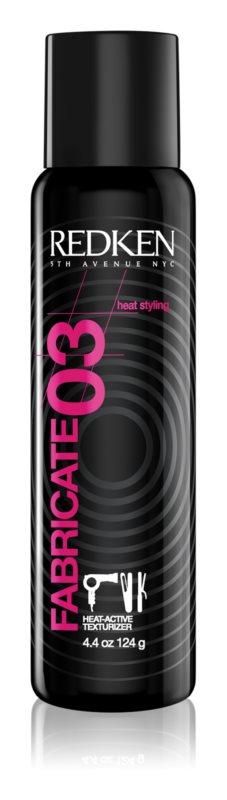 Redken Heat Styling Fabricate 03 защитен спрей  за топлинно третиране на косата
