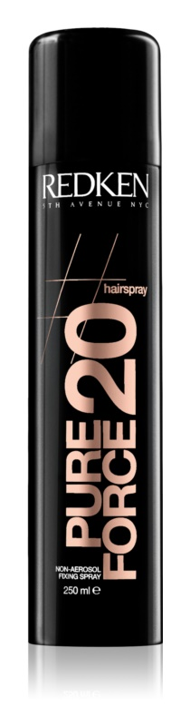 Redken Pure Force 20 lakier do włosów bez aerozolu