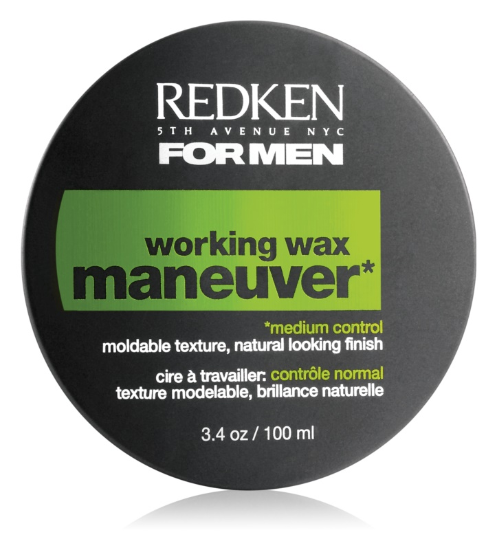 Redken Maneuver Haarwax  Medium Fixatie