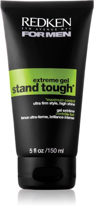 Redken Stand Tough gel para el cabello fijación fuerte