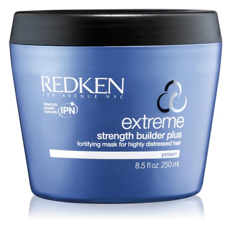 Redken Extreme regenererende sheet mask voor Beschadigd, Chemisch Behandeld Haar