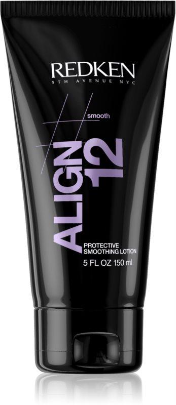 Redken Straight Lissage Align 12 balsam wygładzający do włosów zniszczonych częstym suszeniem