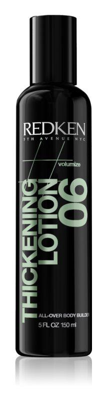 Redken Volumize Thickening Lotion 06 Styling-Milch für Volumen und Glanz