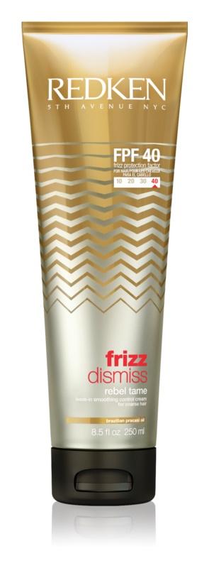 Redken Frizz Dismiss krem wygładzający przeciwko puszeniu się włosów